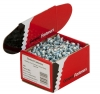 0g x 1/4 Hammer Drive Screws - Steel Zinc Plated - Click for more info