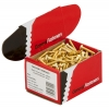 M4 x 10 Machine Screws - Metric - Csk Slot - Brass - Click for more info