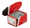 M4 x 8 Machine Screws - Metric - Cheese Slot - Steel Zinc Plated - Click for more info