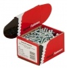 1/8 BSW x 3 Machine Screws - Imperial - Round Slot - Steel Zinc Plated - Click for more info