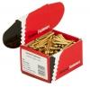 M3.2 x 25 Split Pins - Metric - Brass - Click for more info